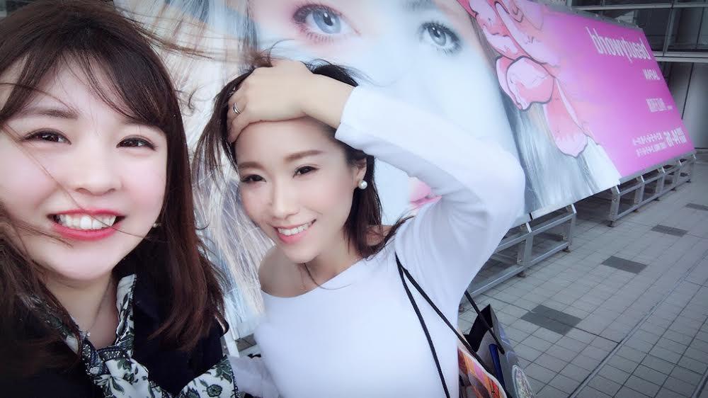 [2日目]ビューティーワールドジャパン2018行ってきたレポ。